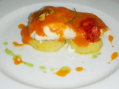 Bacalao Vizcaína